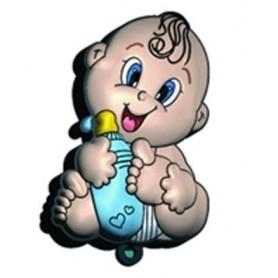 Usb pendrive bebé niño en lata con abre fácil