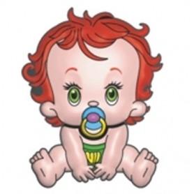 Usb pendrive bebé niña