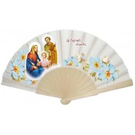 Abanico La Sagrada Familia
