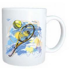 Taza tenis