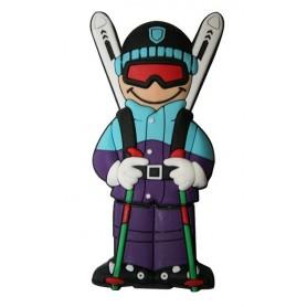 USB de 8 Gb Esquiador