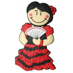 USB de 8 Gb Flamenca