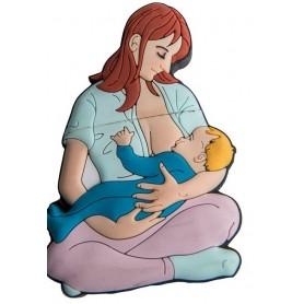 Usb de 8 Gb mama con bebe