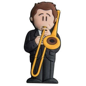 Usb de 8 Gb Musico Trombon