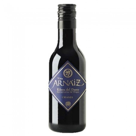 Botellín Vino tinto Crianza Arnaiz