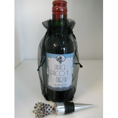 Botellin Vino Tinto Joven Mayoral