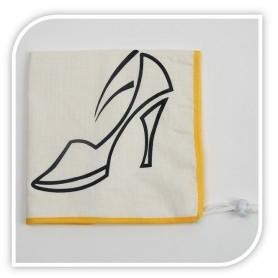 Bolsa de guardar zapatos para mujer