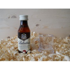 Botellines miniaturas Whisky Ballantine´s