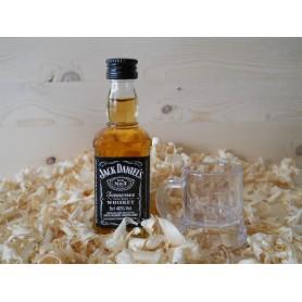 Botellin miniaturas Whisky Jack Daniel´s