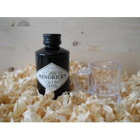 Botellines miniaturas Ginebra Gin Hendrick´s