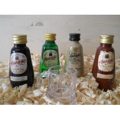 Botellin miniatura Licor