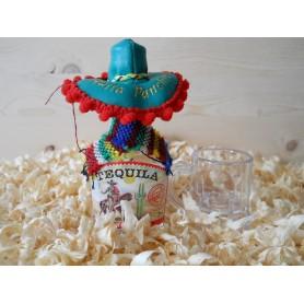 Botellin miniatura Tequila Panchito