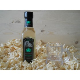 Botellin miniatura Tequila Panchito reposado
