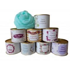 Pashminas para regalar en latas personalizadas