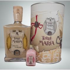 Licor de Crema Torre María en lata con abre fácil