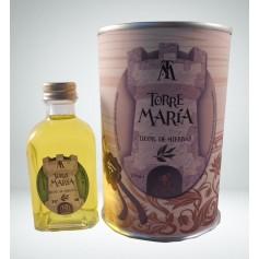 Licor Hierbas Torre María de 5cl en lata personalizada con abre fácil