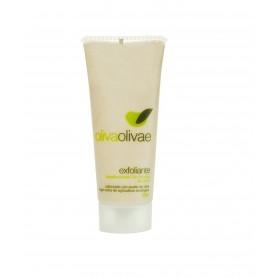Crema Exfoliante de 100ml para cuerpo y rostro de Aceite de Oliva VIrgen Extra