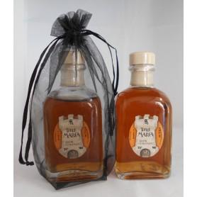 Licor de Caramelo Torre María en bolsa de organza