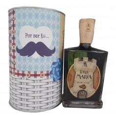 Licor de Café Torre María en lata con abre fácil para regalo hombre
