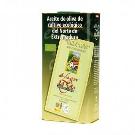 Aceite de Oliva Virgen extra del Lagar del Soto Ecológico Lata 500 ml