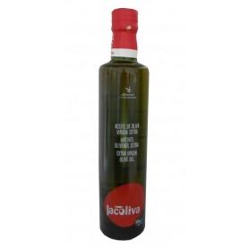 Aceite de Oliva Virgen extra Jacoliva AOVE en cristal de 500ml