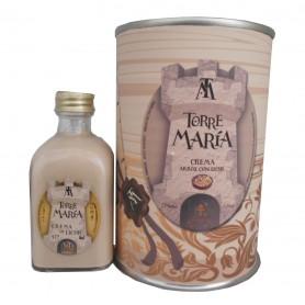 Licor de Crema Torre María de 5cl