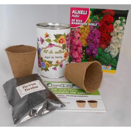 Kit de cultivo Alheli para detalles invitados originales