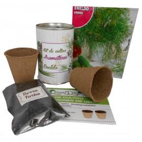 Kit de cultivo Eneldo un detall original para tus invitados