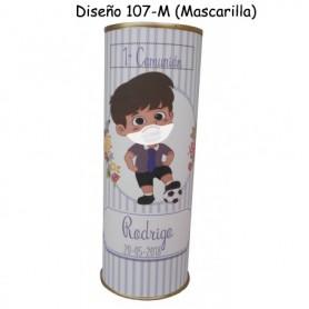 Lata personalizada Modelo 107-M (Mascarilla)