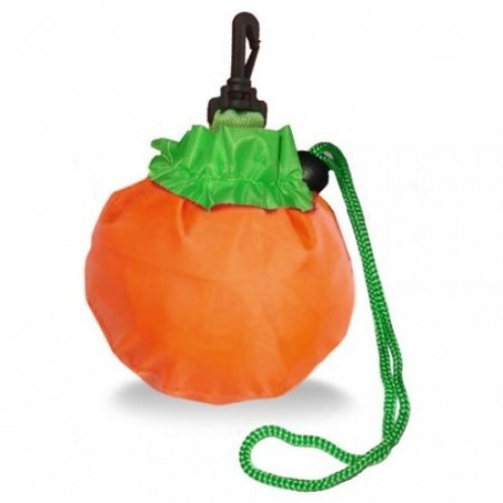 Bolsa Plegable Naranja