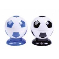 Palillero en forma de balon futbol