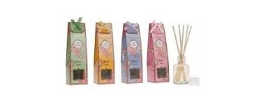 Aromas, difusores, quemadores