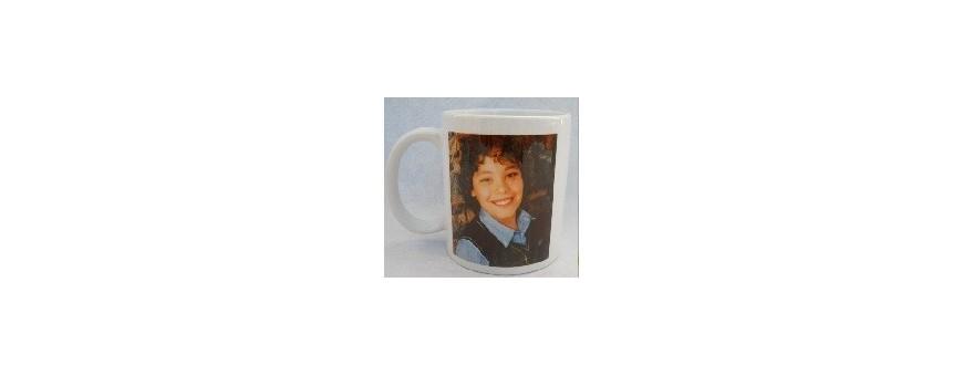 Mugs y Tazas personalizadas con FOTOGRAFÍA.