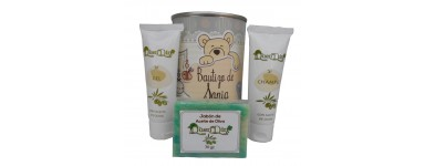 Jabones de Aceite de Oliva y Naturales