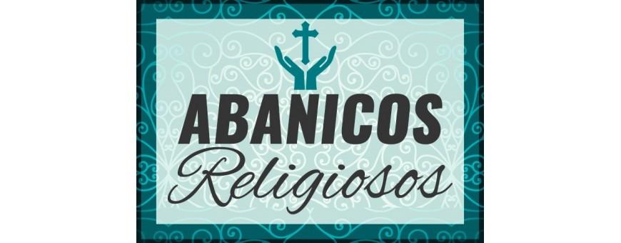 Abanicos Fiestas Patronales, Virgenes y Santos