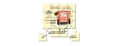 Invitaciones de Boda en Puzzle