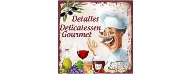 Detalles Gourmet o Delicatessen