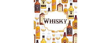 Botellines miniaturas Whisky