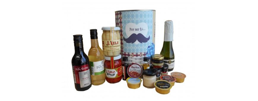 Lotes Gourmet y Cosmética para Regalos